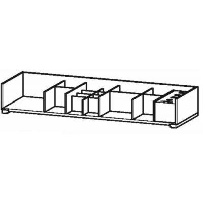 Duravit XSquare organizer do szafki 118,4 cm klon UV985807878