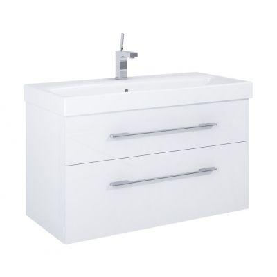 Elita Barcelona szafka 100 cm podumywalkowa biała 164823