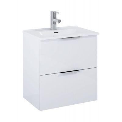 Elita Street Plus zestaw umywalka z szafką 50 cm biały 166283