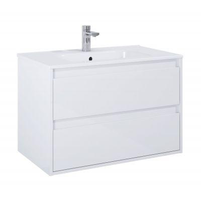 Elita Desi Plus szafka 80 cm podumywalkowa biała 166425