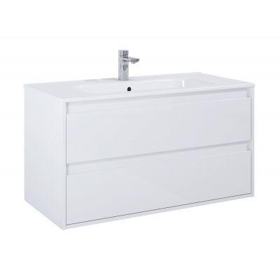 Elita Desi Plus szafka 100 cm podumywalkowa biała 166426