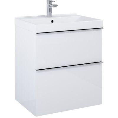 Elita Look szafka 60 cm podumywalkowa wisząca biała 167077