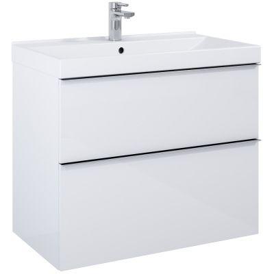 Elita Look szafka 80 cm podumywalkowa wisząca biała 167081