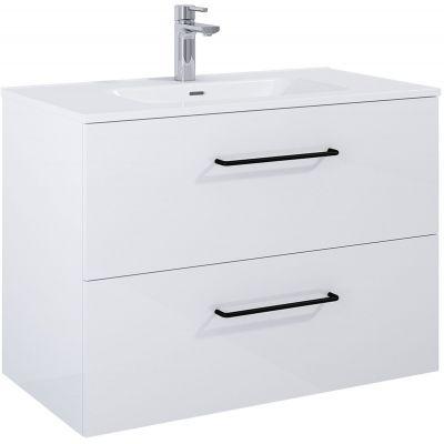 Elita Futuris szafka 90 cm podumywalkowa wisząca biała 167221