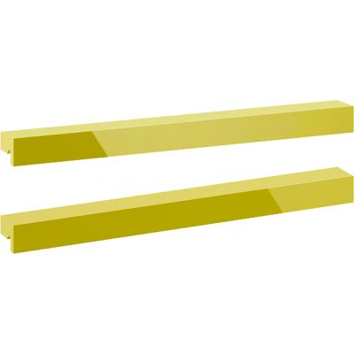 Elita Kwadro Plus uchwyty do szafki 16 cm złote 167722