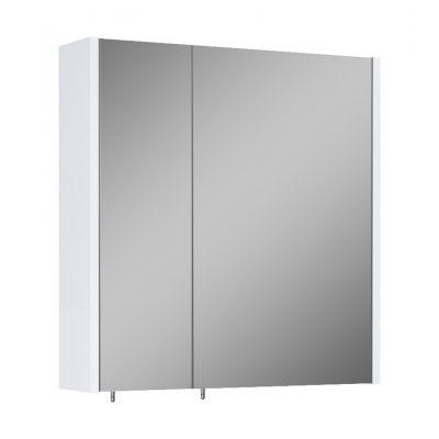 Elita Barcelona szafka 60 cm wisząca z lustrem biała 904545T