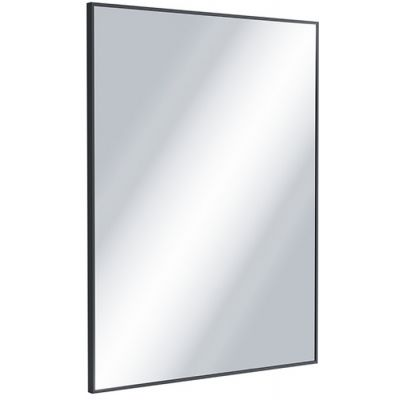 Excellent Kuadro lustro łazienkowe 80x60 czarny mat DOEX.KU080.060.BL