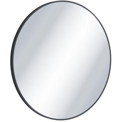 Excellent Virro lustro okrągłe 80 cm czarny mat DOEX.VI080.BL