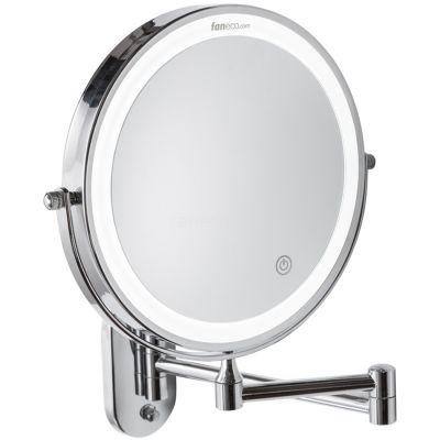 Faneco Como lustro kosmetyczne ścienne M200LBSBP