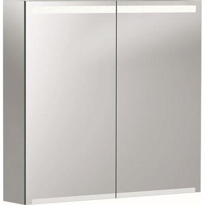 Geberit Option szafka 75 cm wisząca z lustrem i oświetleniem LED 500.205.00.1