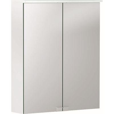 Geberit Option Basic szafka 55 cm wisząca z lustrem i oświetleniem LED 500.258.00.1