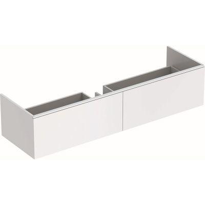 Geberit Xeno2 szafka 159 cm podumywalkowa wisząca biały mat 500.346.01.1