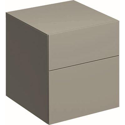 Geberit Xeno2 szafka 45 cm wisząca boczna greige 500.504.00.1