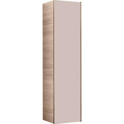 Geberit Citterio szafka 160 cm wisząca boczna taupe/dąb beżowy 500.554.JI.1