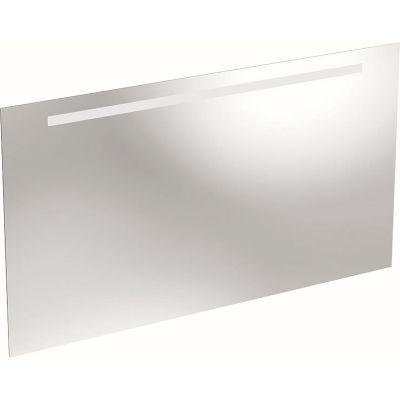 Geberit Option lustro 120x65 cm prostokątne z oświetleniem LED 500.585.00.1