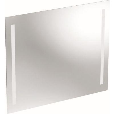 Geberit Option lustro 80x65 cm prostokątne z oświetleniem LED 500.588.00.1