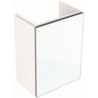 Geberit Acanto szafka 40 cm podumywalkowa wisząca biały połysk 500.607.01.2