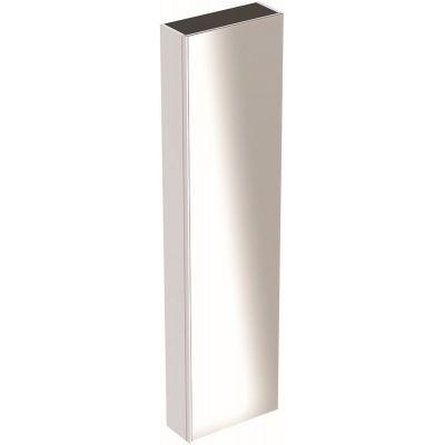 Geberit Acanto szafka 173 cm wisząca boczna biały połysk 500.637.01.2