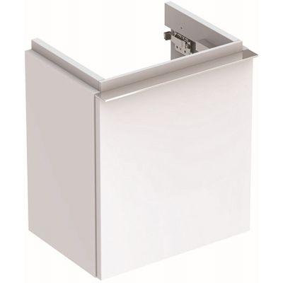Geberit iCon szafka 37 cm podumywalkowa wisząca biały połysk 840037000