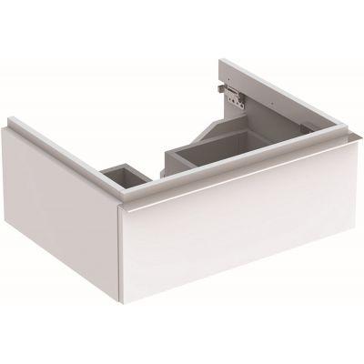 Geberit iCon szafka 60 cm podumywalkowa wisząca biały połysk 840260000