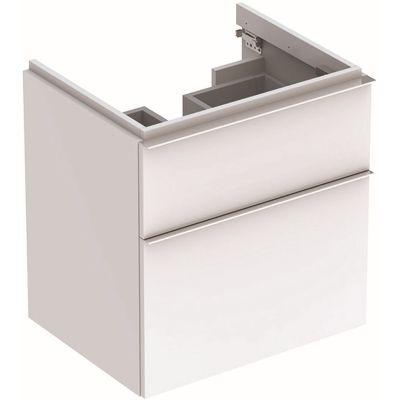 Geberit iCon szafka 60 cm podumywalkowa wisząca biały połysk 840360000