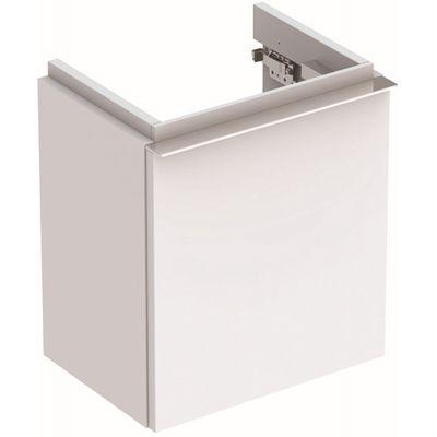 Geberit iCon szafka 37 cm podumywalkowa wisząca biały mat 841037000