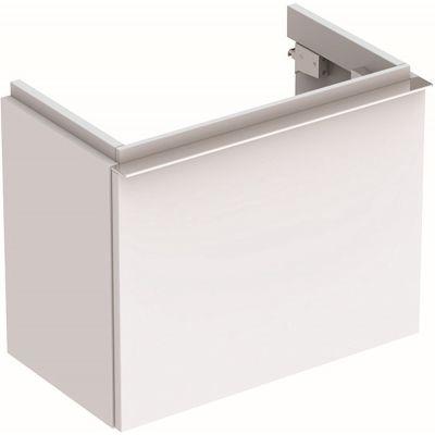 Geberit iCon szafka 52 cm podumywalkowa wisząca biały matowy 841052000