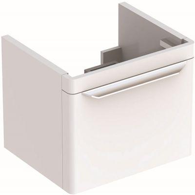 Geberit myDay szafka 50 cm podumywalkowa wisząca biały połysk Y824060000