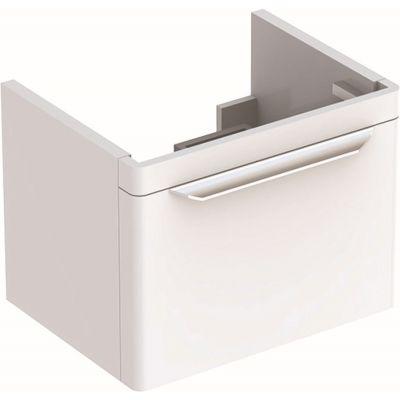 Geberit myDay szafka 54 cm podumywalkowa wisząca biały połysk Y824065000
