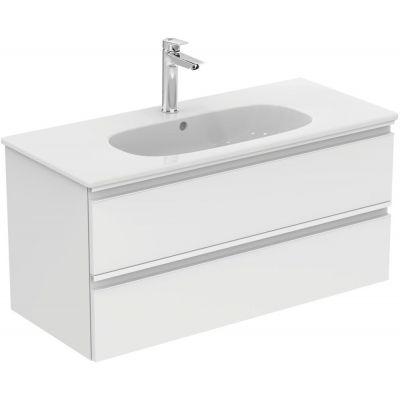 Ideal Standard Tesi szafka 100 cm poumywalkowa wisząca biały lakier T0052OV