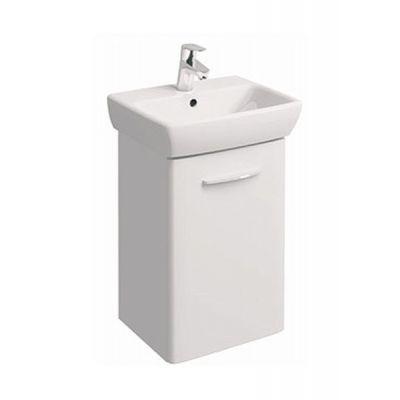 Koło Nova Pro umywalka z szafką 45 cm wisząca biały połysk M39024000