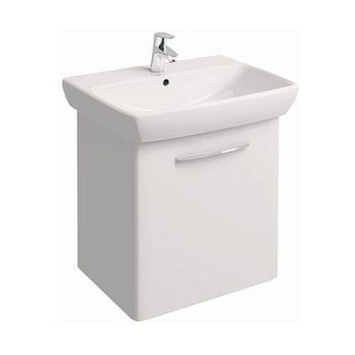 Koło Nova Pro zestaw meblowy 65 cm umywalka z szafką biały połysk M39025000
