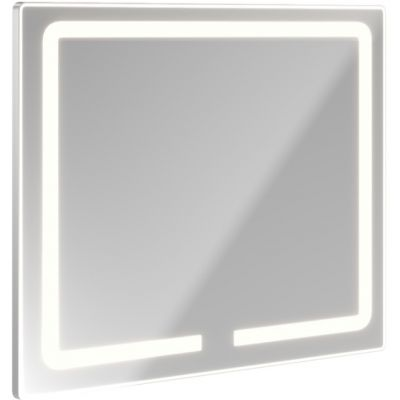 Massi Marama lustro prostokątne 80x70 cm z oświetleniem LED MSL-MA-8070
