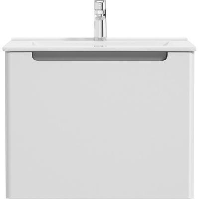 Oltens Jog umywalka z szafką 60 cm biała 68000000