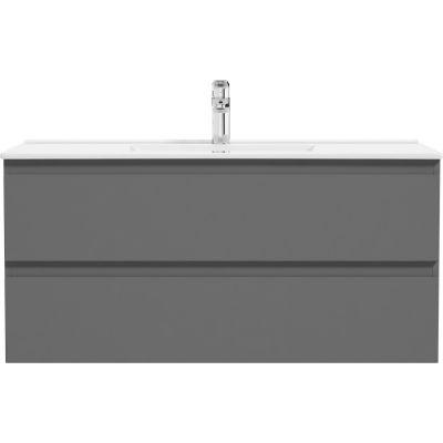 Oltens Vernal umywalka z szafką 100 cm grafit 68002400