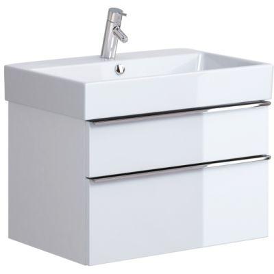 Opoczno Metropolitan szafka 70 cm podumywalkowa wisząca biała OS581-004