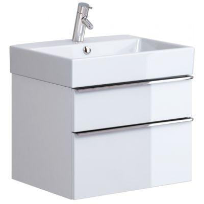 Opoczno Metropolitan szafka 60 cm podumywalkowa wisząca biała OS581-005