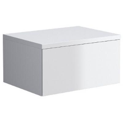 Opoczno Splendour szafka 60 cm wisząca z blatem biała S923-007