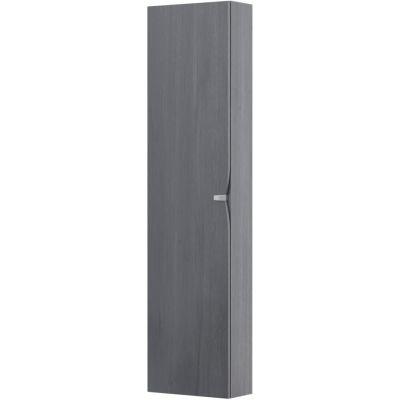 Oristo Siena szafka 40 cm wisząca boczna dąb czarny OR45-SB1D-40-50
