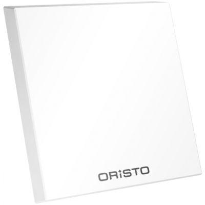 Oristo Bold uchwyt biały połysk OR46-A-U-7-1