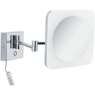 Paulmann HomeSpa Jora lustro kosmetyczne 20,5x19 cm z oświetleniem LED 78933