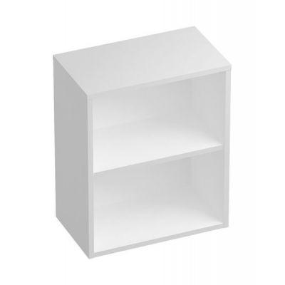 Ravak Natural szafka 55 cm wisząca słupek boczny biały X000001055