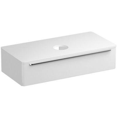Ravak SUD 261.01 szafka 110 cm podumywalkowa wisząca biały połysk X000001082