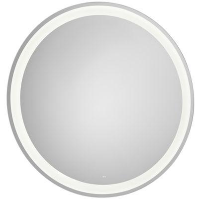 Roca Iridia lustro 80 cm okrągłe z oświetleniem LED A812337000
