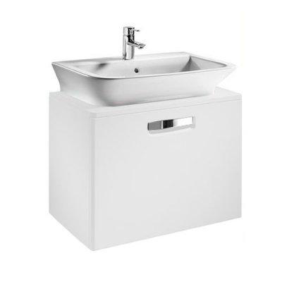Zupełnie nowe Szafka pod umywalkę z szufladą 67 cm biała Roca Gap A856526576 NC36