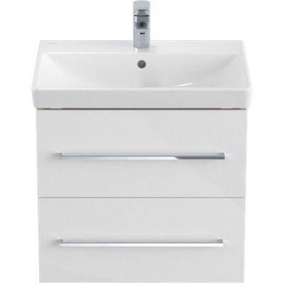 Villeroy & Boch Avento szafka 58 cm podumywalkowa wisząca Crystal White A88900B4