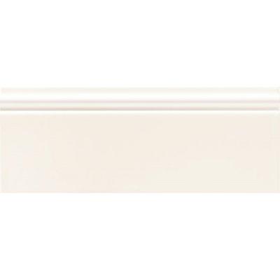 Tubądzin Royal Place listwa ścienna White 1 11,5x29,8cm