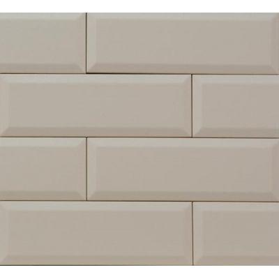 Tubądzin Elementary płytka ścienna Sand Bar 23,7x7,8cm
