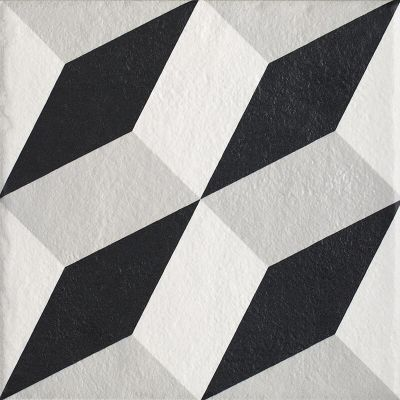 Paradyż Modern płytka podłogowa Motyw A Struktura 19,8x19,8cm parModMotAStr20x20