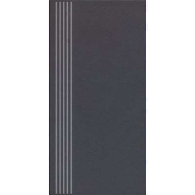 Nowa Gala Monotec stopnica MT14 czarny 29,7x59,7cm